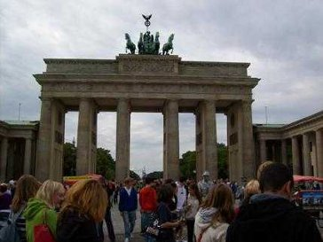 Jährliche Stufenfahrt EF nach Berlin
