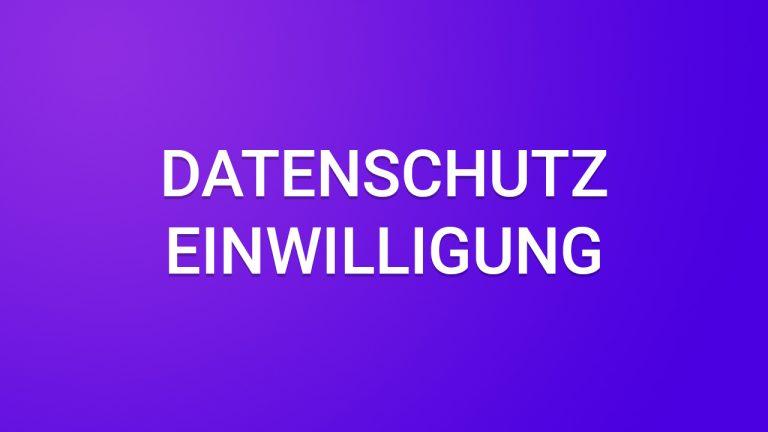 Datenschutzerklärung nach der DSGVO
